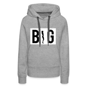 FB986CD3 282D 45C2 87C9 B69505555627 - Vrouwen Premium hoodie