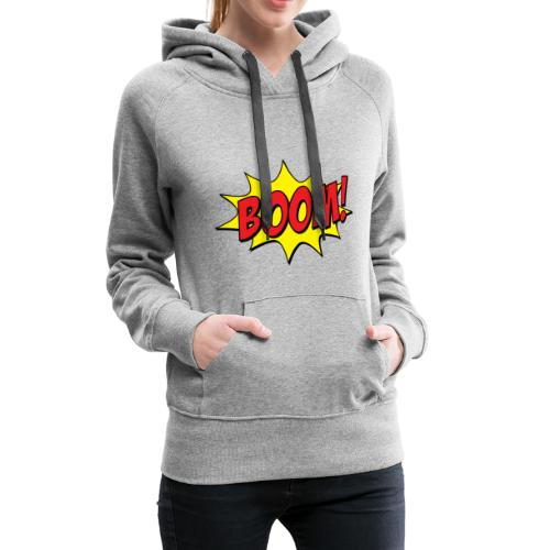 comic - Frauen Premium Hoodie