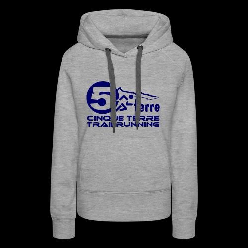 Cinque Terre Trailrunning - Frauen Premium Hoodie