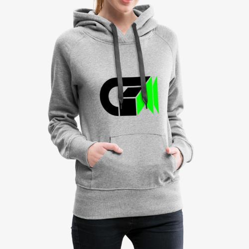Gotam Design - Sweat-shirt à capuche Premium pour femmes