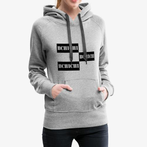 3er Logo - Frauen Premium Hoodie
