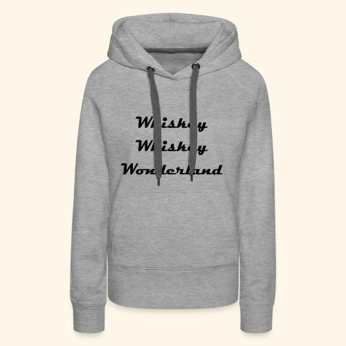 Whiskey - Frauen Premium Hoodie