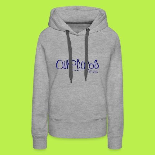 Ouroboros the Series - Felpa con cappuccio premium da donna