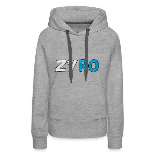 Zyro 1 - Women's Premium Hoodie