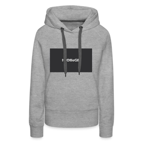 Ollie GB Clothing - Women's Premium Hoodie