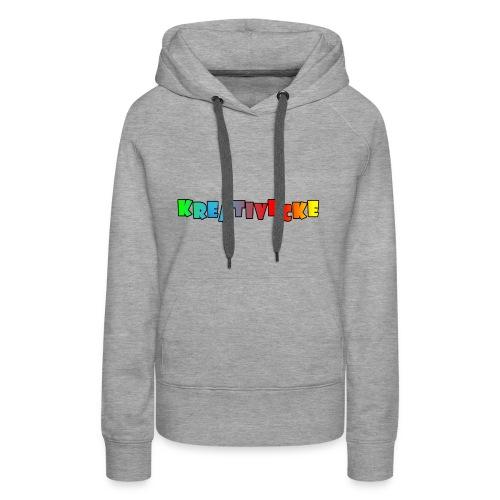 Kreativecke Merchandise - Frauen Premium Hoodie