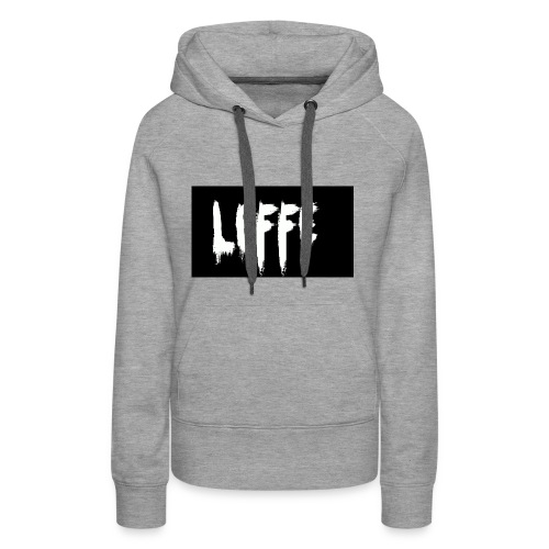 leffe4life - Premiumluvtröja dam