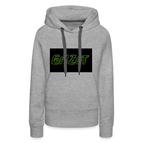 Grizet Merch - Frauen Premium Hoodie