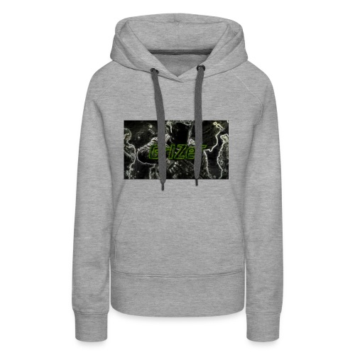 GrIZeT clan - Frauen Premium Hoodie
