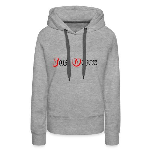 JustVerox - Frauen Premium Hoodie