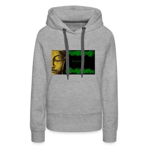 Business Major Label Qi studios - Frauen Premium Hoodie