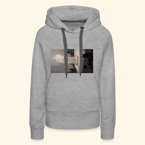 statut - Sweat-shirt à capuche Premium pour femmes