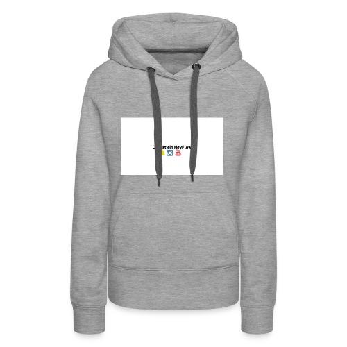 HeyFlows - Frauen Premium Hoodie