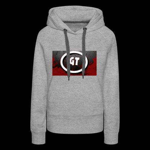 New youtube logo - Women's Premium Hoodie