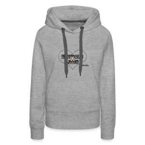 THELOVER ''BISEXUAL's LOVER(BISEXUAL GIRL...)'' - Sweat-shirt à capuche Premium pour femmes