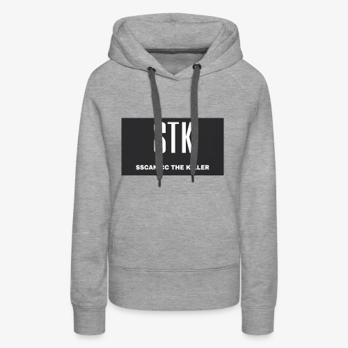 SSCANICC THE KILLER Logo - Frauen Premium Hoodie