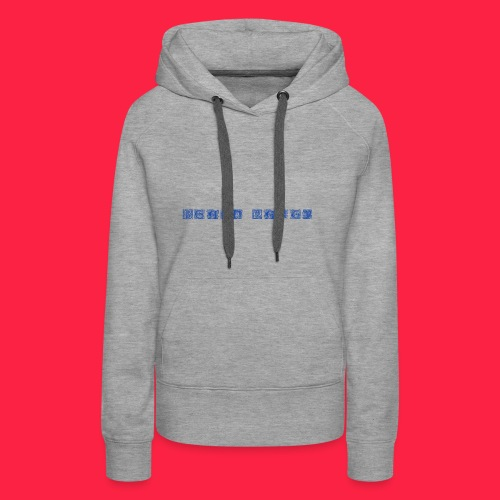 Beach Party BLAU - Frauen Premium Hoodie