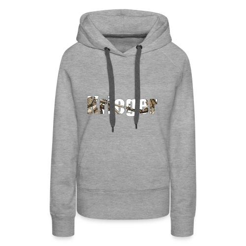 krieger - Frauen Premium Hoodie