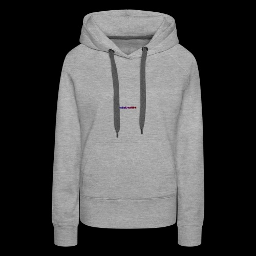 Mein Logo - Frauen Premium Hoodie