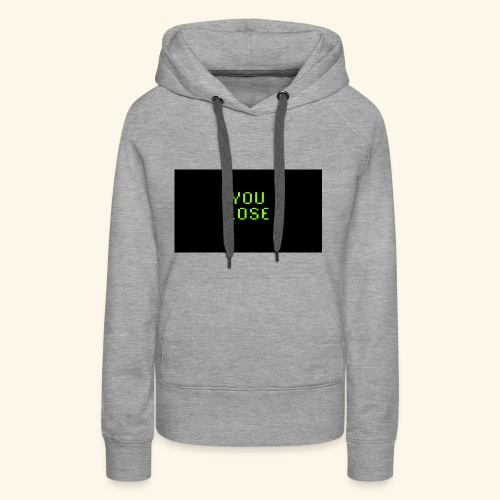 S2e16 You lose - Frauen Premium Hoodie