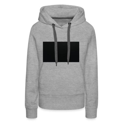 Officieel D.F petje grijs - Vrouwen Premium hoodie