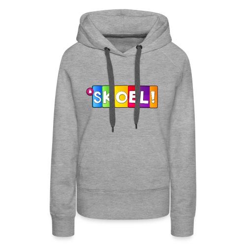 SKOEL merchandise - Vrouwen Premium hoodie