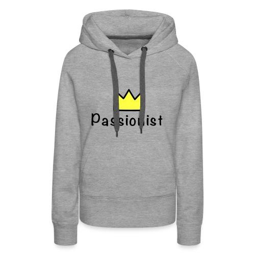 Passionist - Frauen Premium Hoodie