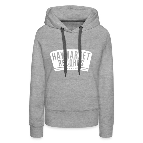 haymarketWHITE - Vrouwen Premium hoodie