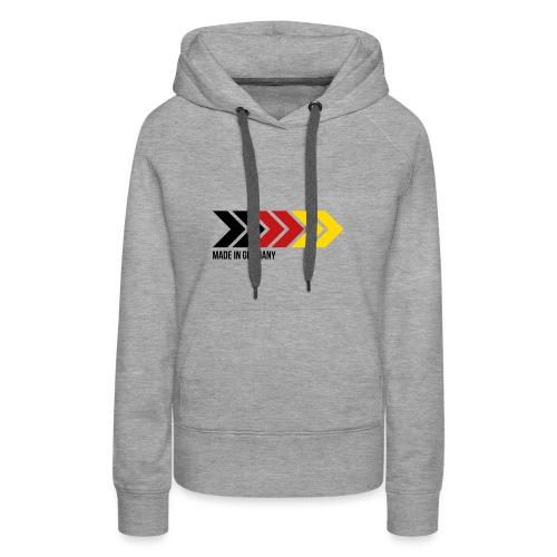 Made in Germany T-Shirt - Frauen Premium Hoodie
