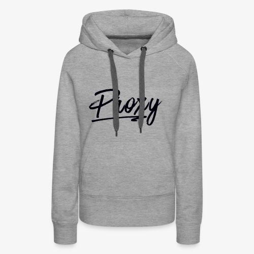Proxy - Vrouwen Premium hoodie