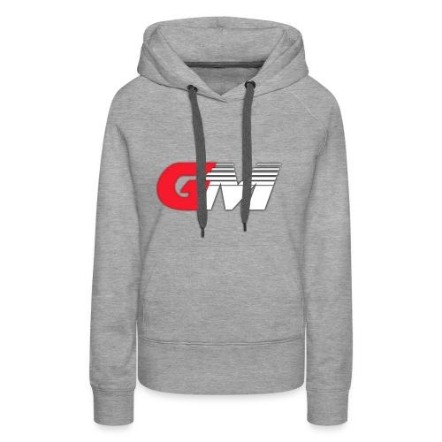 GewoonMattis T-Shirt Grijs - Vrouwen Premium hoodie