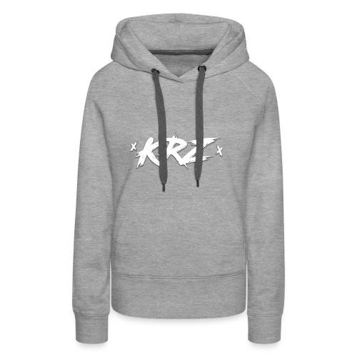 KRZ - Frauen Premium Hoodie