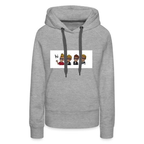 TEAM BUGGI - Frauen Premium Hoodie