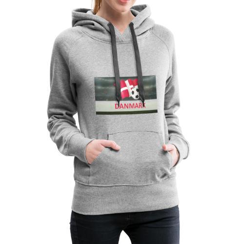 VM 2018 - Dame Premium hættetrøje