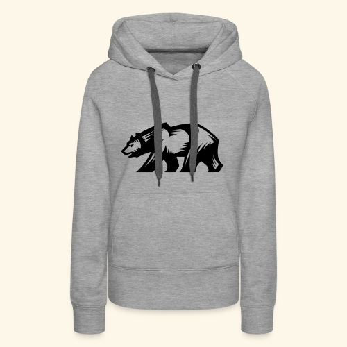 Grizzly Bear - Frauen Premium Hoodie