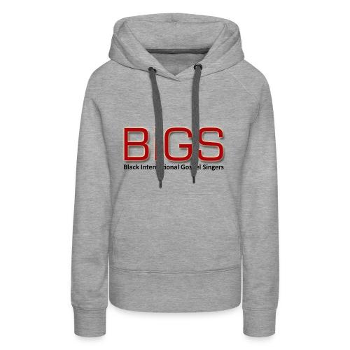 BiGS Big - Frauen Premium Hoodie