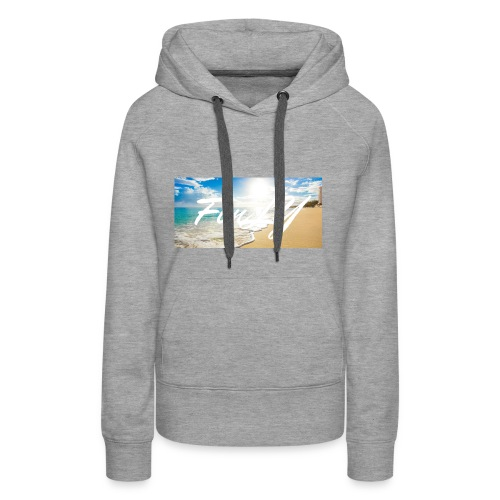 FinlY Beach - Women's Premium Hoodie