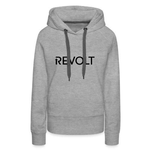 Revolt - Frauen Premium Hoodie