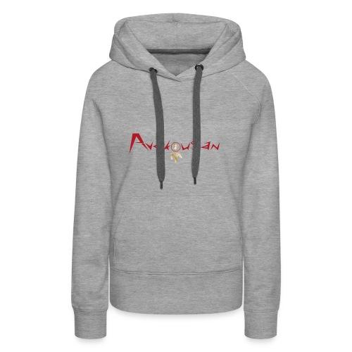 AVEKOUSAN - Sweat-shirt à capuche Premium pour femmes