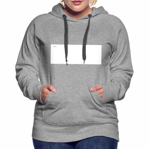 Kannst du Lesen amk - Frauen Premium Hoodie