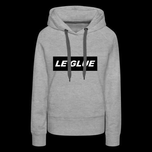 Le Glue - Women's Premium Hoodie
