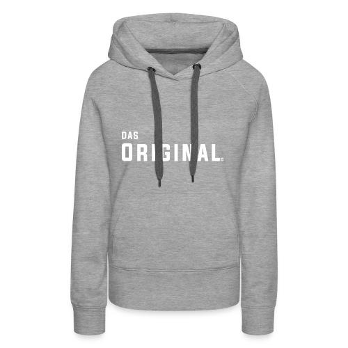 Das Orignal - Frauen Premium Hoodie