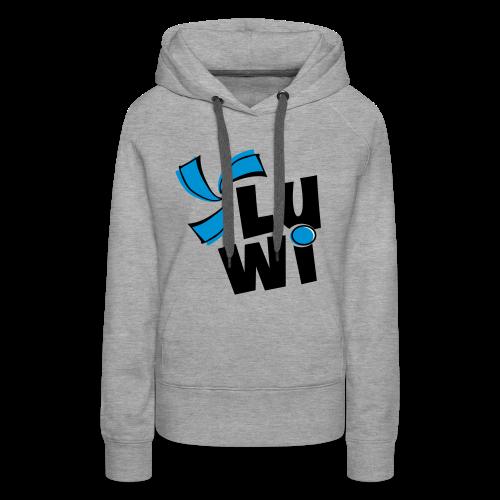 LuWi - Frauen Premium Hoodie