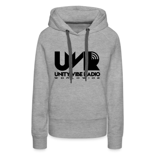 UVR - Feel the Vibe - Women's Premium Hoodie