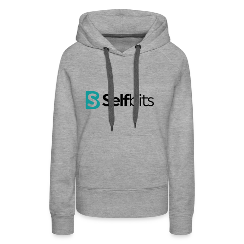 Selfbits Logo - Frauen Premium Hoodie