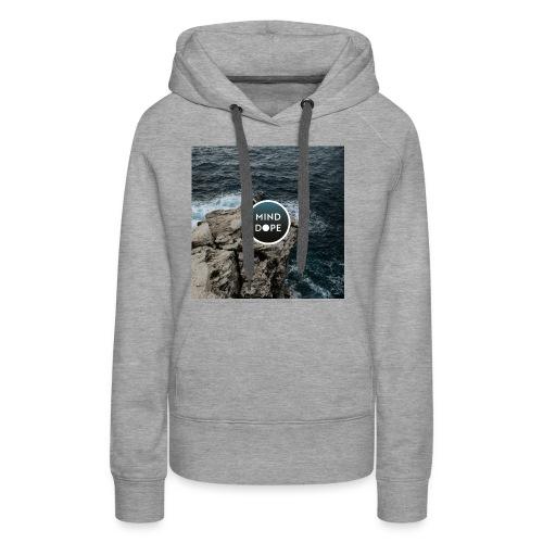 minddope.pictures Cliff-Logo - Frauen Premium Hoodie