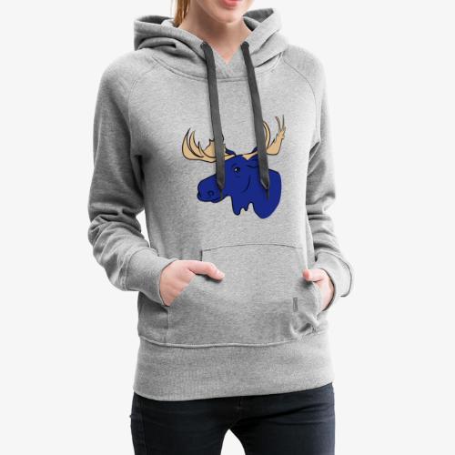 Blue Moose - Frauen Premium Hoodie