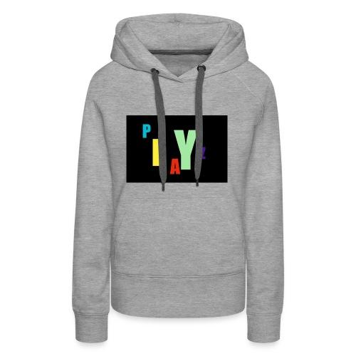 Funky playz - Women's Premium Hoodie