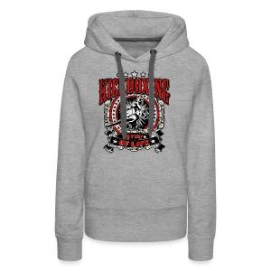 Kickboxing - My Way Of Life - Frauen Premium Hoodie