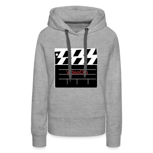 VideoClip - Vrouwen Premium hoodie